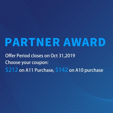 Avalon Partner Award Campaign