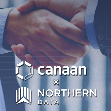 Northern Data and Canaan Inc Announce Cooperation on Blockchain-technology and AI
